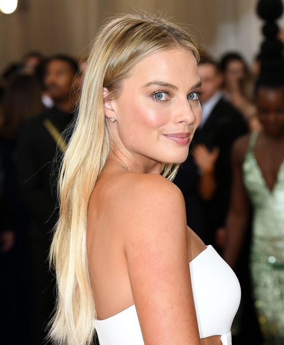 Melena extralarga margot robbie