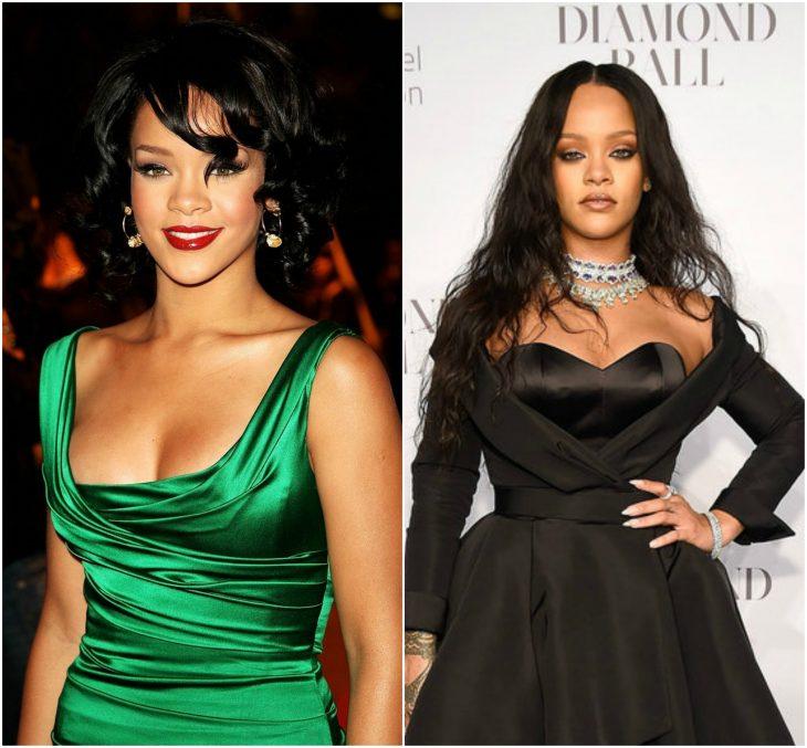 Rihanna 2007/2017