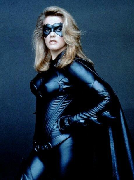 Alicia Silverstone en batman y robin