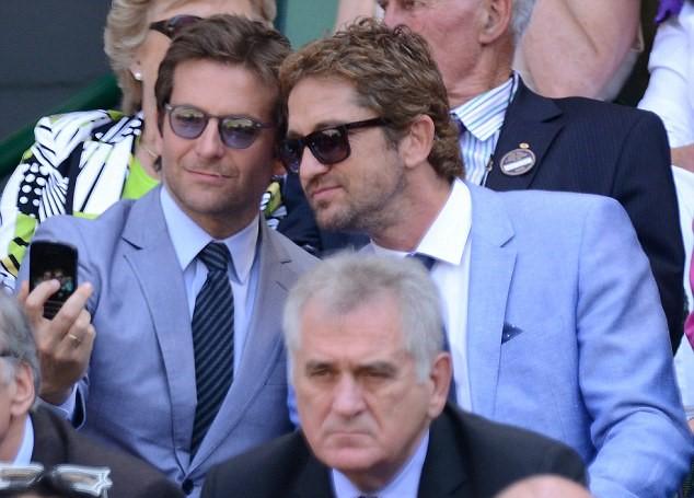 Bradley Cooper y Gerard Butler
