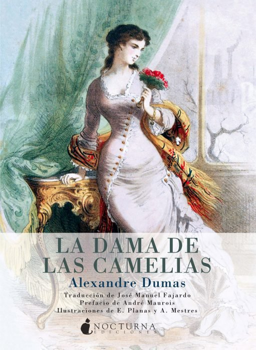 La dama de las Camelias Alexandre Dumas hijo