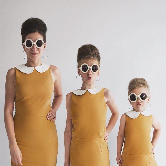All that is three estilo años 60