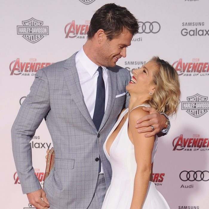 chris hemsworth y elsa pataki