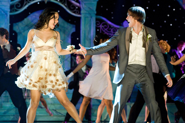 HIGH SCHOOL MUSICAL 3 vestido de gabriella