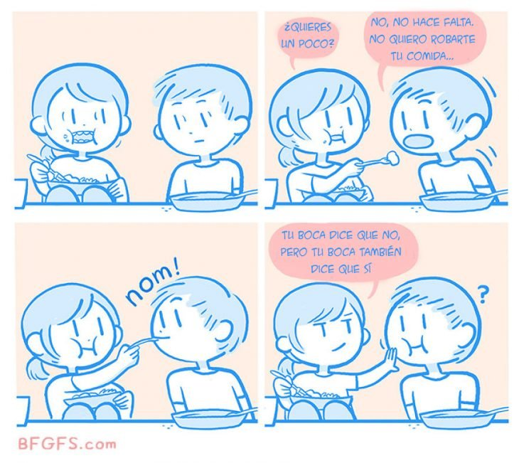 Comics BFGFS