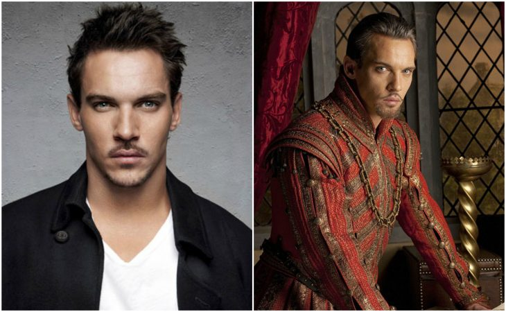 Jonathan Rhys Meyers como Enrique VIII (The Tudors)