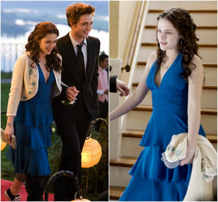 Twilight bella vestido