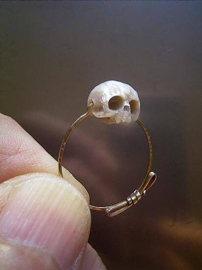 anillo calaverita