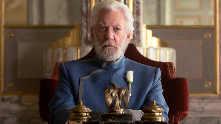 Presidente Coriolanus Snow - The Hunger Games