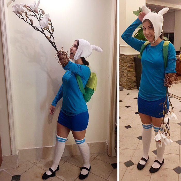 disfraz de fiona sin brazo