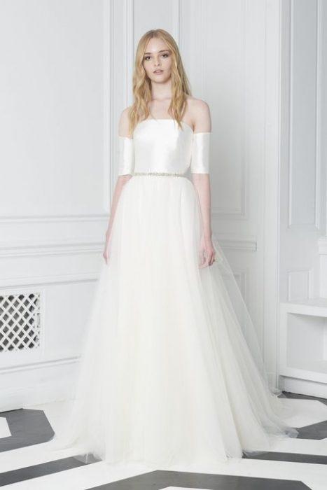 11 vestido de novia bliss de monique lhuillier