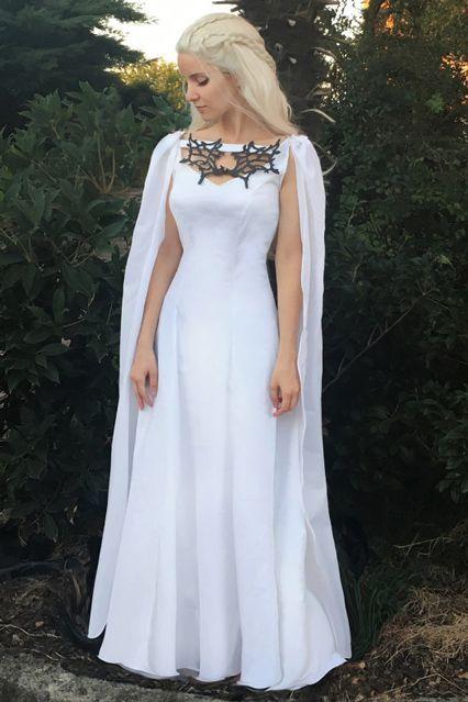 daenerys targarien de game of thrones