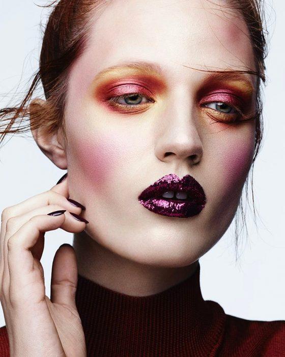 violette maquillaje