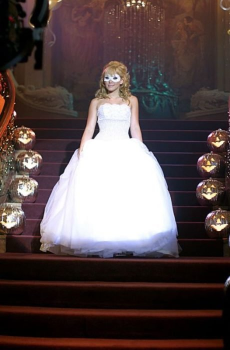 A Cinderella Story vestido de sam