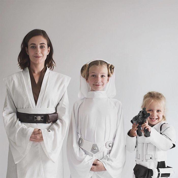 All that is three star wars