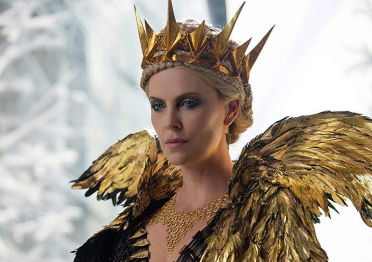 Reina Ravenna -Snow White & the Huntsman