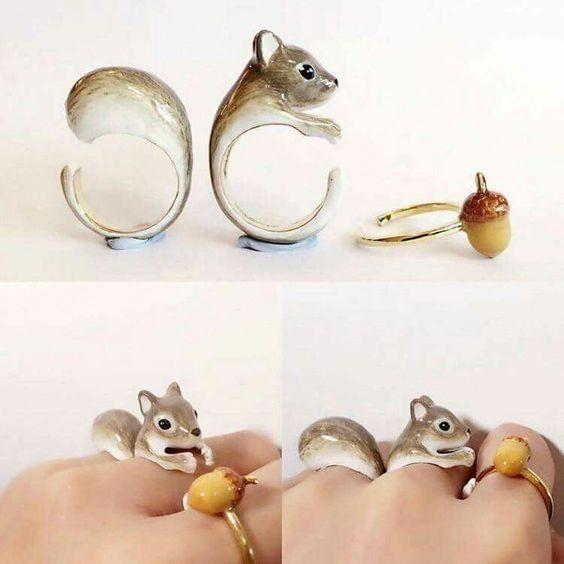 anillo de ardillita
