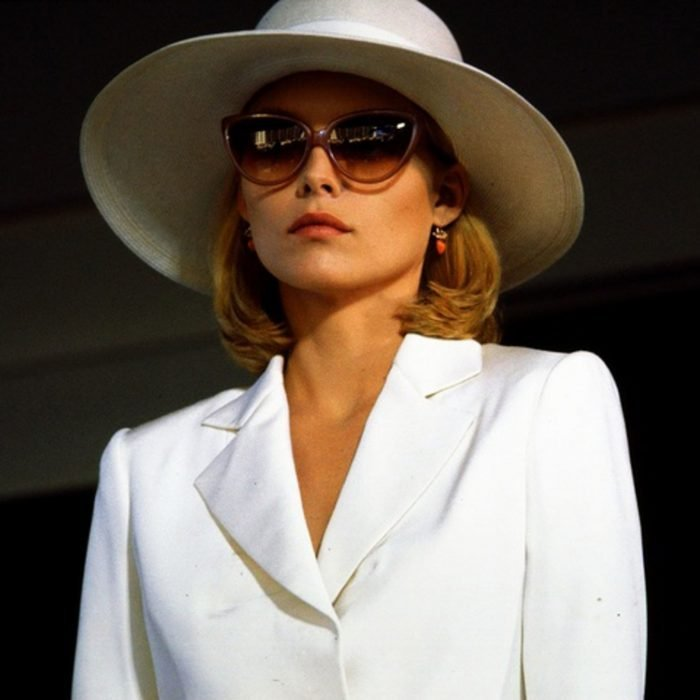 michelle pfeiffer lentes en scarface