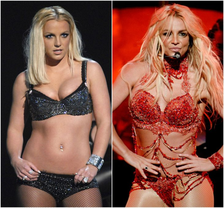 britney spears 2007/2017