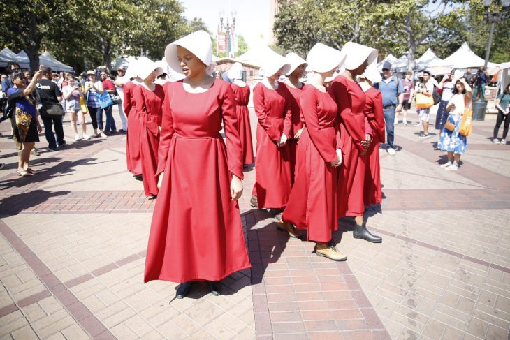 doncella The Handmaid's Tale
