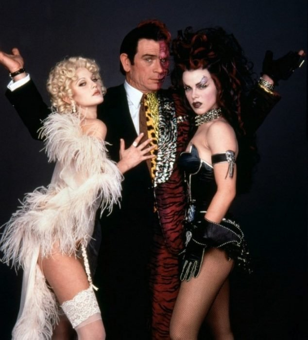 drew barrymore en batman forever