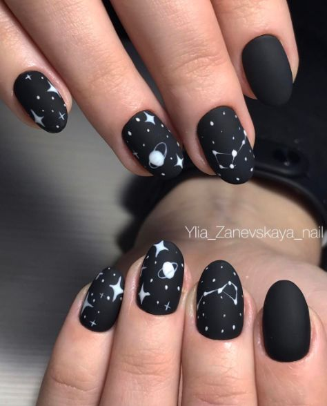 Uñas negras