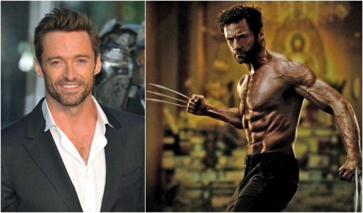 Hugh Jackman como Wolverine (Las sagas de X-Men y Wolverine)