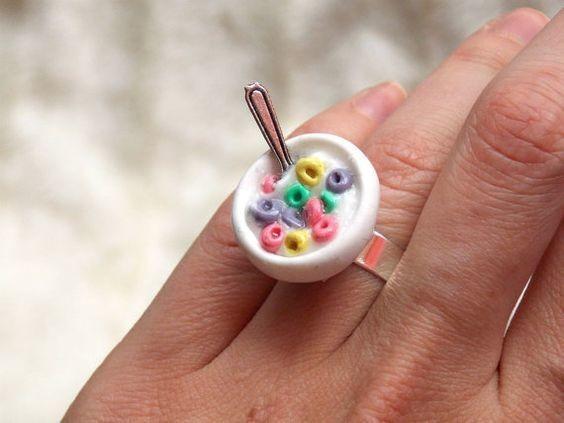 anillo de frut loops