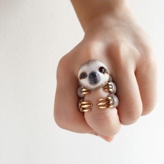 anillo de perezoso