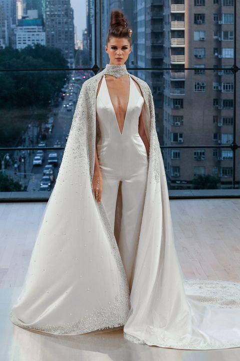 25 Vestidos de novia de la semana de novias otoo 2018
