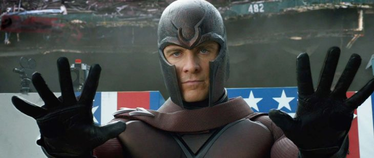 Magneto - X-Men First Class,  X-Men Days of Future Past, X-Men Apocalypse