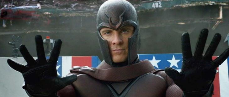 Magneto -X-Men First Class,X-Men Days of Future Past,X-Men Apocalypse