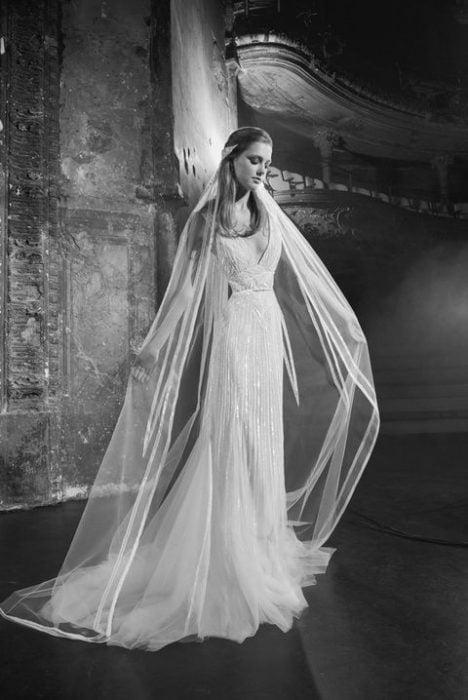 vestido de novia de elie saab
