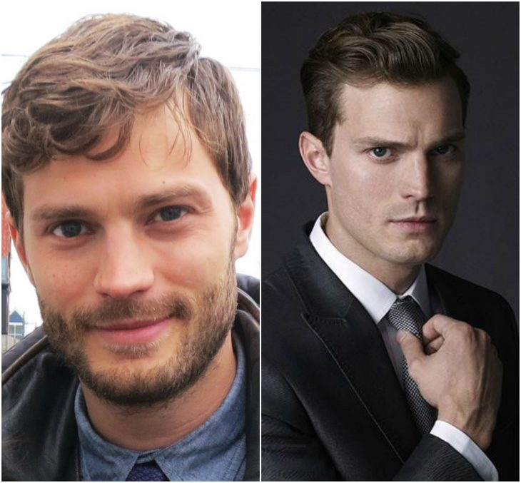 Jamie Dornan como Christian Gray (La saga de Fifty Shades)