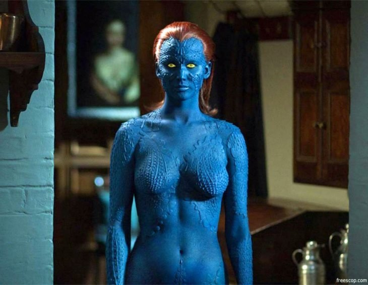 Mystique - X-Men First Class,  X-Men Days of Future Past, X-Men Apocalypse