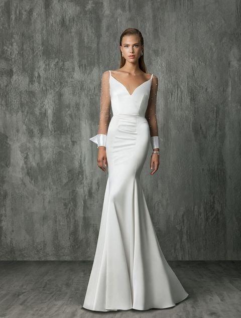 vestido de novia de victoria jyriakides