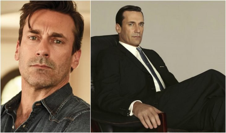 Jon Hamm como Donald Draper (Mad Men)
