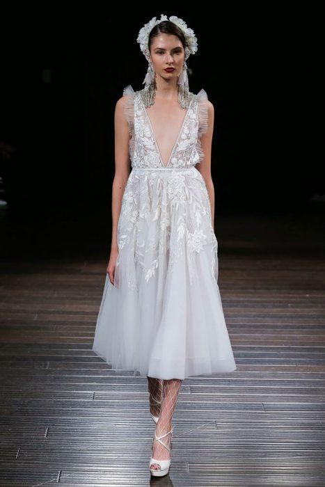 vestido de novia civil marchesa