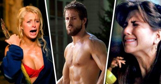 25 Actores famosos que jamás imaginaste en una horrible película de terror