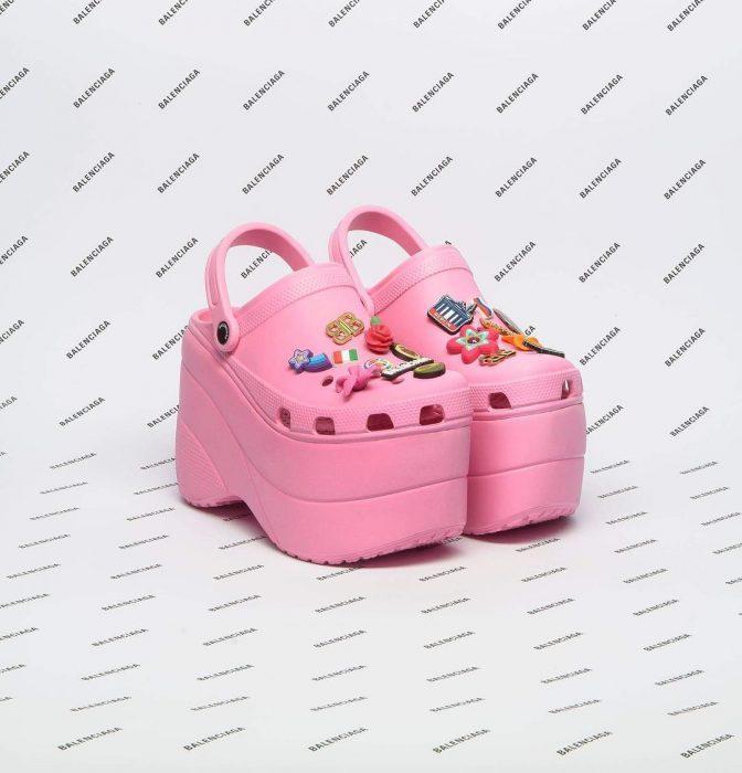 cocs color rosa