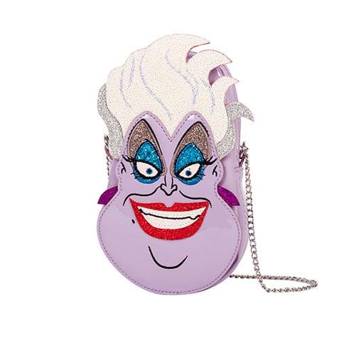 bolso en forma de Ursula la bruja del mar