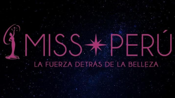publicidad de Miss Perú 2017