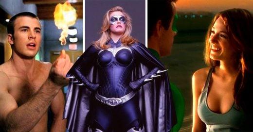 25 Celebridades que olvidaste que salieron en películas de superheroes