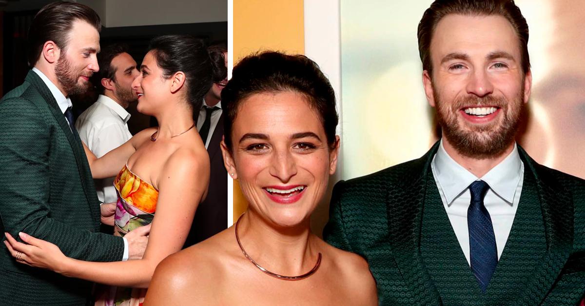 Chris Evans y Jenny Slate se dan una segunda oportunidad en el amor
