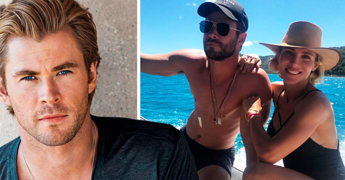 Chris Hemsworth habla acerca del sacrificio de Elsa Pataki