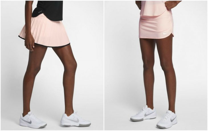 faldas deportivas