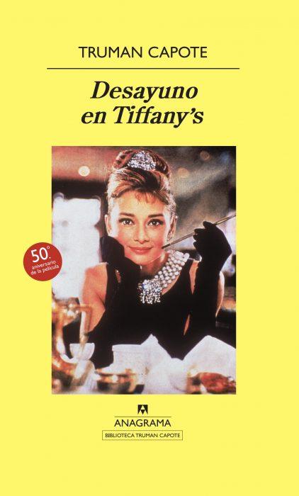 Desayuno en Tiffanys - Truman Capote novelas para chicas