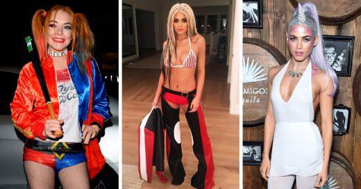 Disfraces de Halloween que usaron las celebridades en el 2016 y que no queremos volver a ver