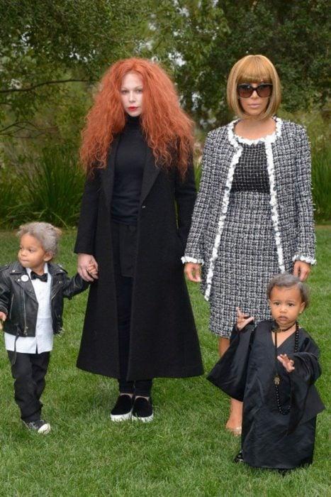 Disfraces de las hermanas kardashian jenner que puedes imitar