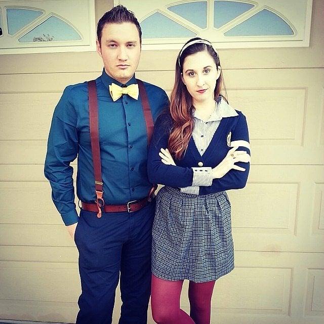 Disfraces para halloween inspirados en series y películas
